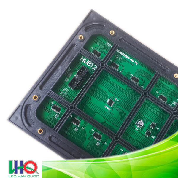 LED ma trận P10 3 màu SMD Hãng YLR
