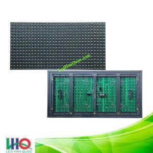 LED P10 màu xanh lá