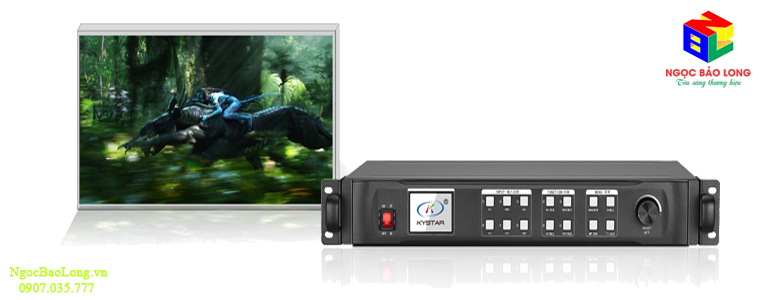 Bộ xử lý hình ảnh Kystar U1 - sản phẩm Kystar phổ biến.