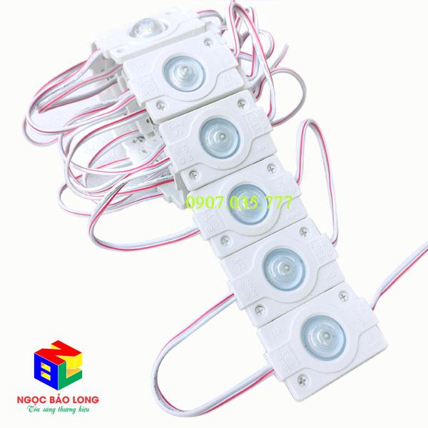 led module 1 bóng 2 bóng hắt cạnh