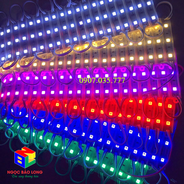 LED hat module 3 bong 5054 dai