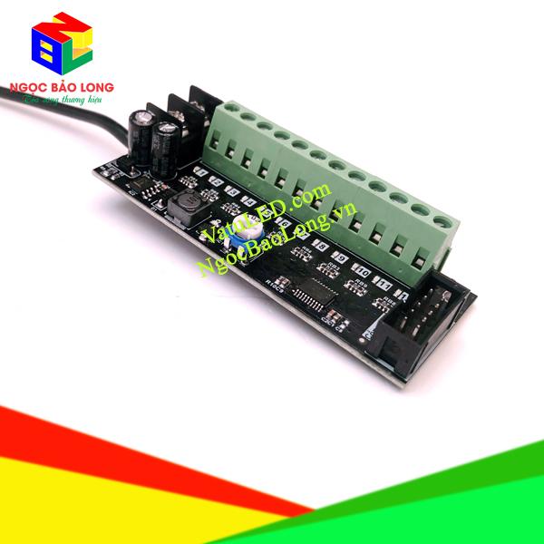 Mạch điều khiển led vẫy oneled 12 kênh 6a