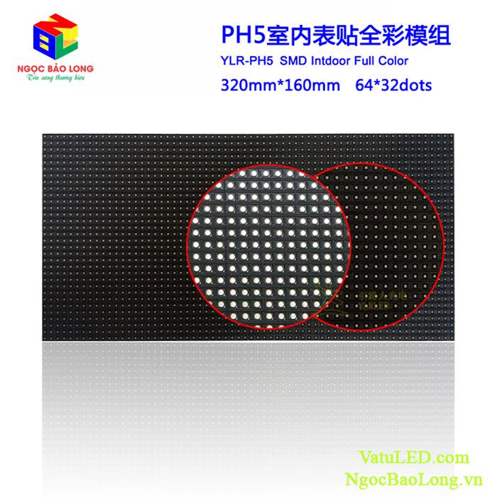 LED-P5-YLR